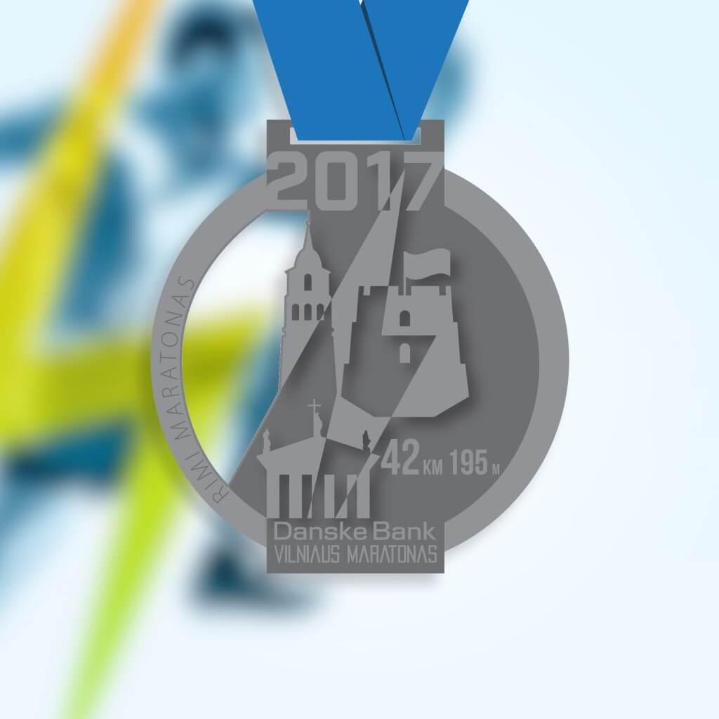 medalis naujas